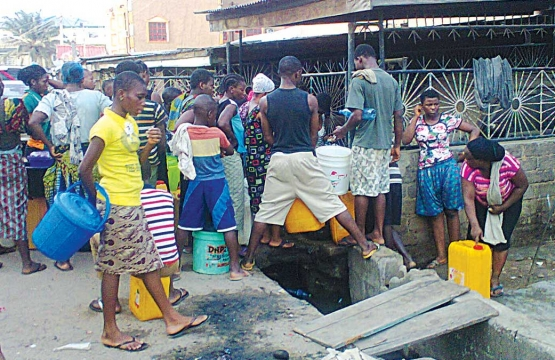 COVID-19: LWC's report on water contradicts the reality in Lagos communities – CAPPA