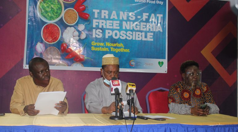 World Food Day: Groups alert on dangers of trans fats consumption