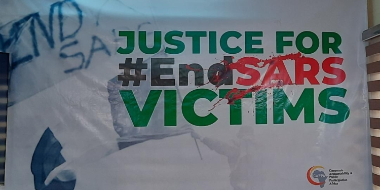 CAPPA, others petition ICC, UN High Commissioner for Human Rights, Demand Justice for EndSARS Victims.