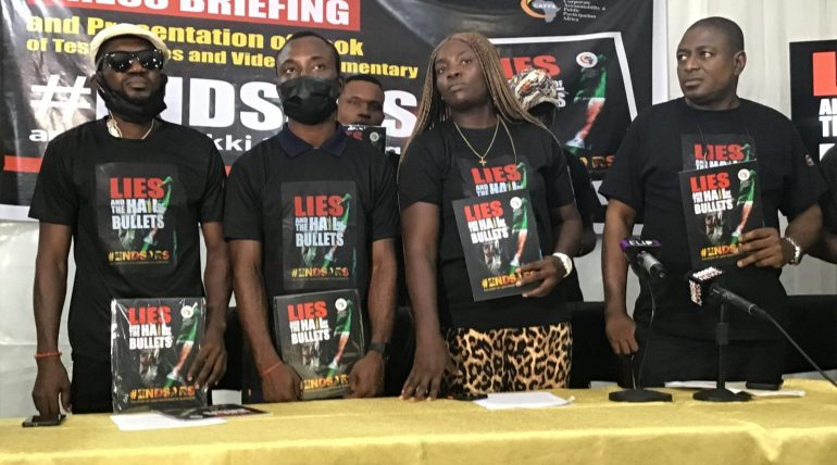 ENDSARS: CAPPA launches 'Lies and the Hail of Bullets'