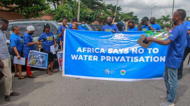 Nigeria: Groups Take Anti-water Privatization Protest To Lagos Ministry