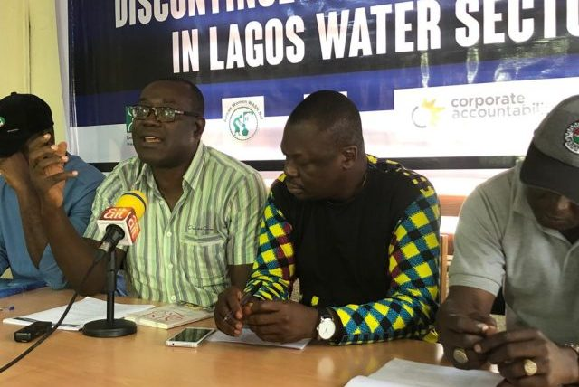 African CSOs, Labour to organise first Africa week of action against water privatisation
